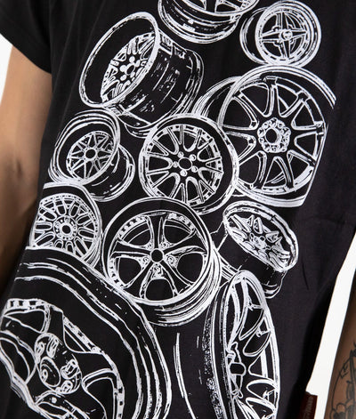 Work Wheels Tee