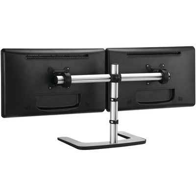 Freestanding Dual Horizontal Monitor Mount