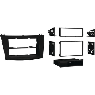 2010-2013 Mazda¨ 3 Single- or Double-DIN Installation Kit