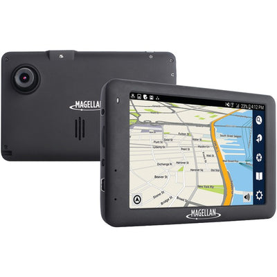 "RoadMate¨ 6620-LM 5"" GPS HD Navigator with Dash Cam & Free Lifetime Maps"