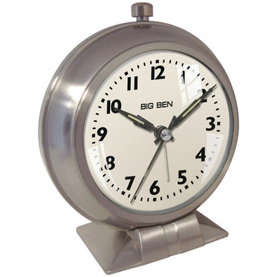 Analog Metal Big Ben Alarm Clock