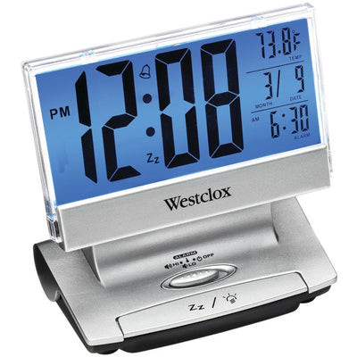 Electric LCD-Display USB-Charging Alarm Clock