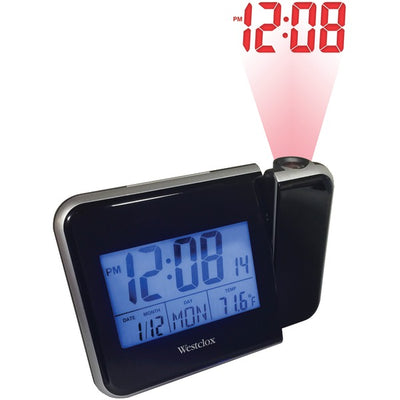 Digital LCD Projection Alarm Clock