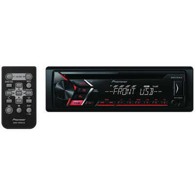 PIONEER DEH-S1000UB Single-DIN In-Dash CD Receiver