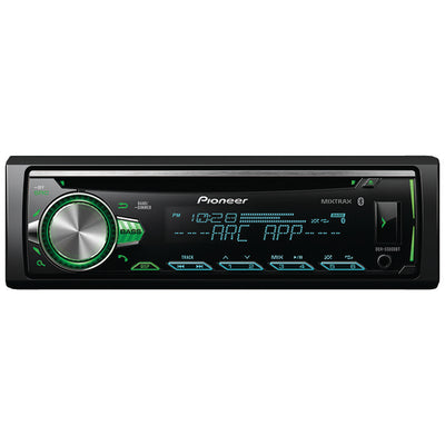 PIONEER DEH-S5000BT Single-DIN In-Dash CD Receiver with Bluetooth¨ & Illuminated Rotary Knob
