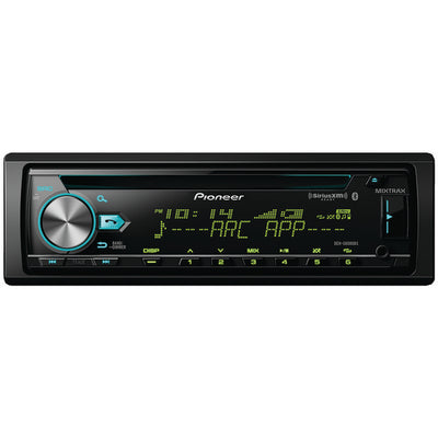 PIONEER DEH-S6000BS Single-DIN In-Dash CD Receiver with Bluetooth¨ & SiriusXM¨ Ready