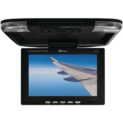 "12.2"" Ceiling-Mount LCD Monitor with IR Transmitter"