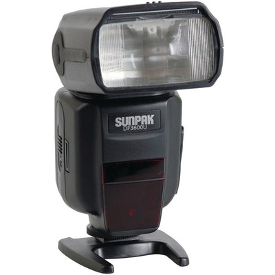 DF3600U Universal Flash for Canon¨ & Nikon¨ Cameras