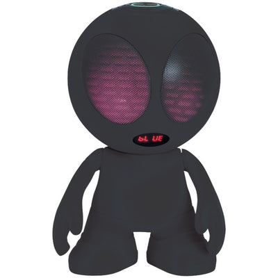 Bluetooth¨ Alien Portable Speaker (Black)