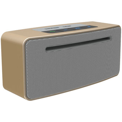 Beat It Hi-Fi Bluetooth¨ Speaker (Champagne)