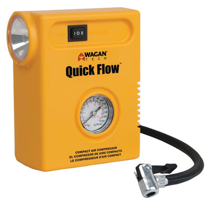 Quick Flowª Compact Air Compressor