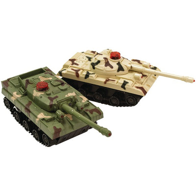 RC Battle Tanks Combo Pack