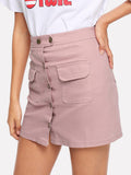 Pocket Skirt - TAGVIN