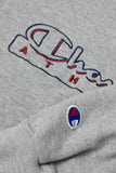 Vintage Champion Big Logo Sweatshirt Jumper 90s - TAGVIN