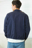 Vintage Polo Ralph Lauren Logo Harrington Jacket 90s - TAGVIN