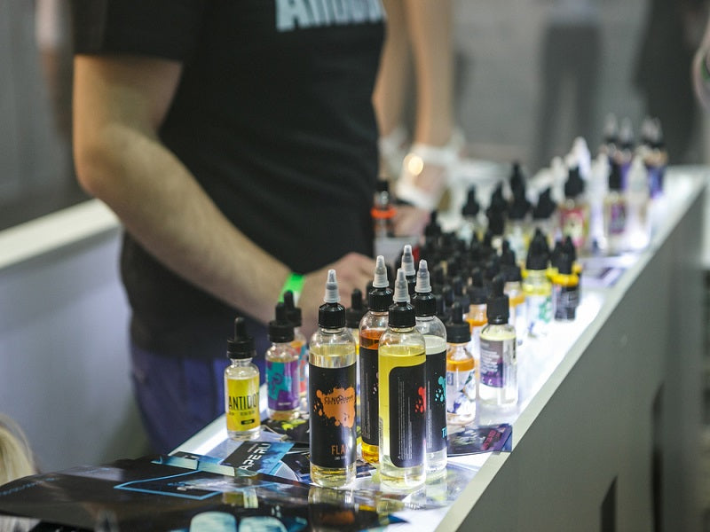 TOP BRANDS PREMIUM JUICE VAPE