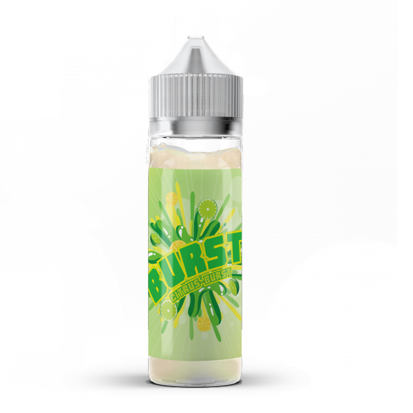 Burst 60ml E-liquid - Cirtus-Burst - Best Vape Juice Flavors