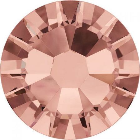 CRYSTAL GOLDEN SHADOW SS9 - SWAROVSKI 2058 XILION ROSE 1440 PCS