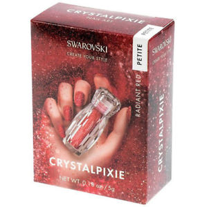 CRYSTALPIXIE PETITE  - RADIANT RED (5GRAM)