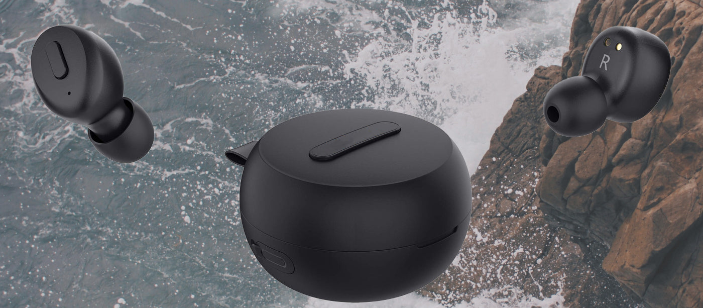 IP68 Waterproof EarBud