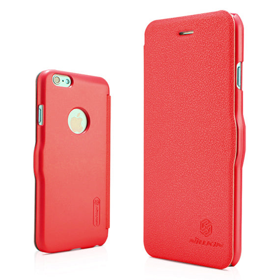 Nillkin Fresh Super Slim Magnetic Closure Case for iPhone 6/6s - Red