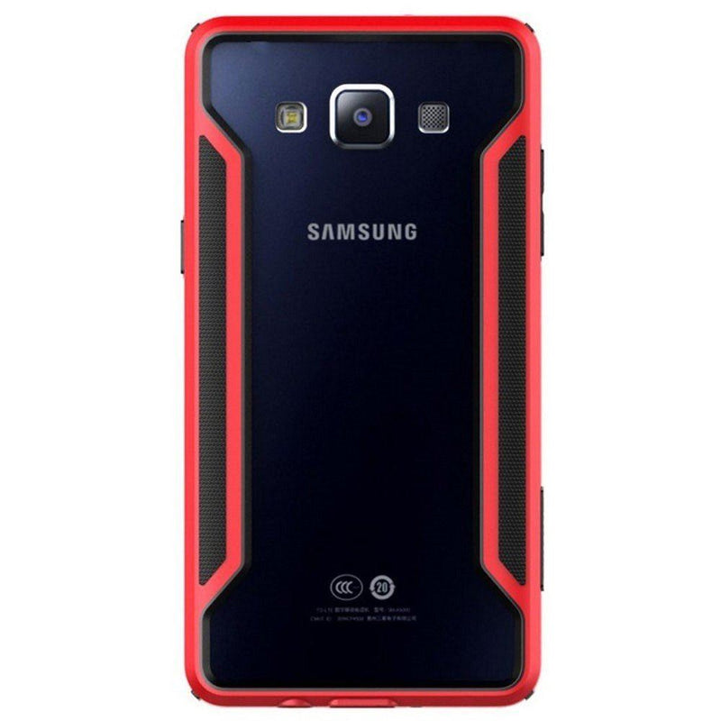 Nillkin Slim Border Series Bumber Case (Red) for Samsung Galaxy Note 4 - Gearlyst