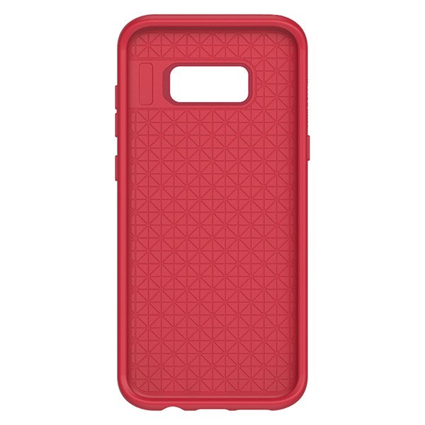 OtterBox Symmetry Slim Case for Samsung Galaxy S8+ - Flame Red/Race Red - Gearlyst