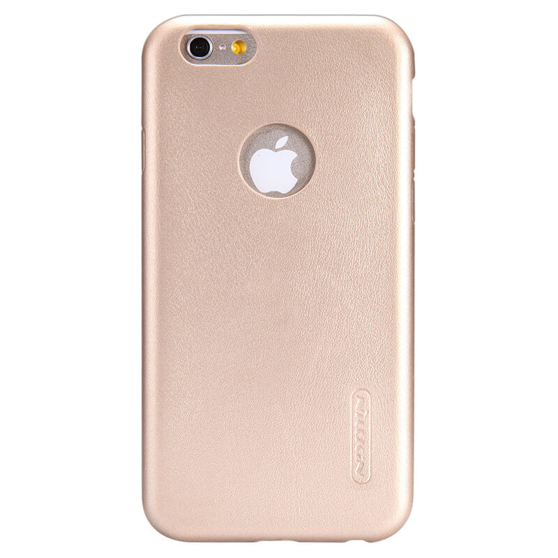 Nillkin Victoria Ultra Slim Leather Back Case (Gold) for iPhone 6 /6s - Gearlyst