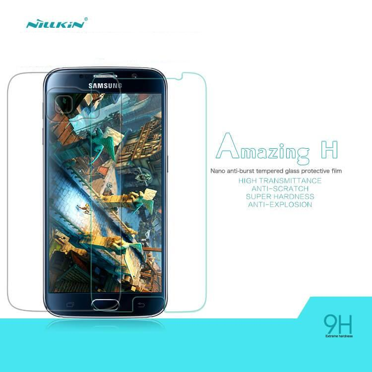 Nillkin H+ 9H Tempered Glass Screen Protector for Samsung Galaxy S6 - Gearlyst