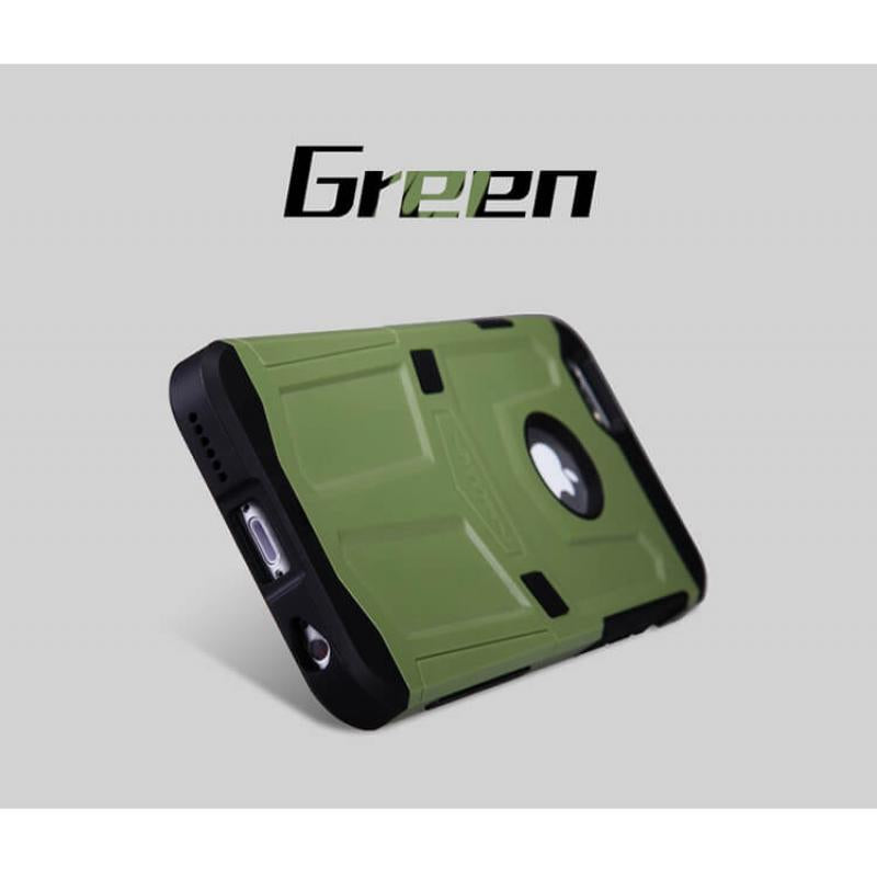 Nillkin Defender Shockproof Case (Green) for iPhone 6 Plus /6s Plus - Gearlyst