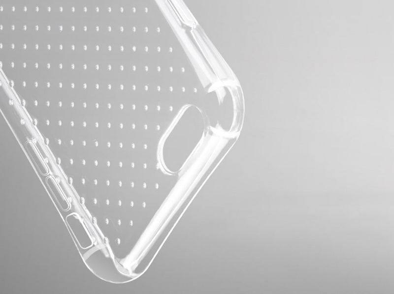 HOCO Armour Shockproof Slim Case for iPhone 6 Plus/6s Plus - Clear - Gearlyst