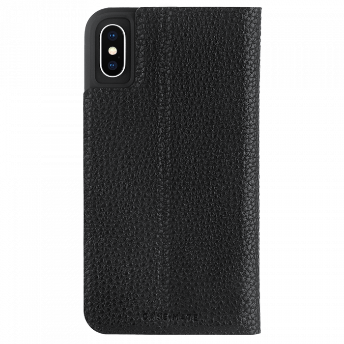 "Case-Mate Barely There Foli Minimalist Case for iPhone X/Xs (5.8"") - Black - Gearlyst"