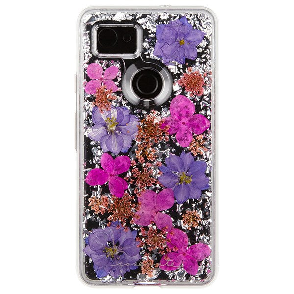 Case-Mate Karat Petals Case for Google Pixel 2 XL - Purple - Gearlyst