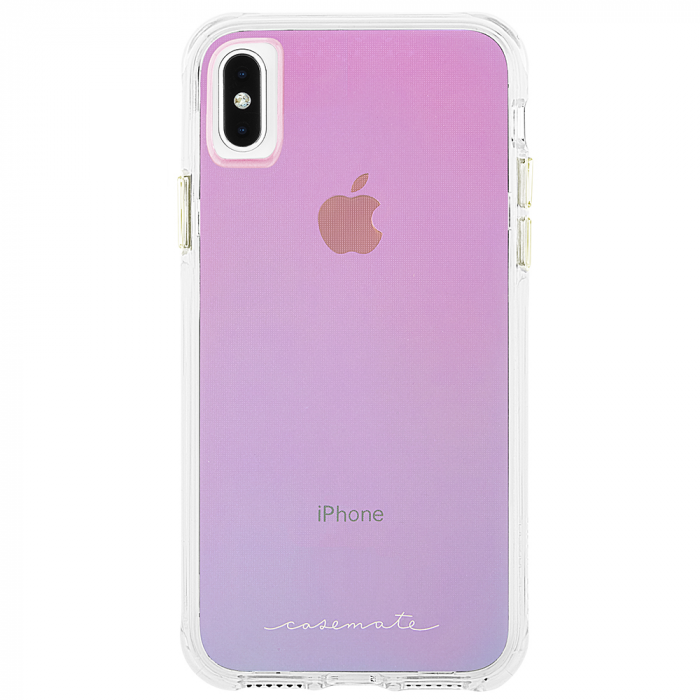"Case-Mate Street Tough Case for iPhone Xs Max (6.5"") - Iridescent - Gearlyst"