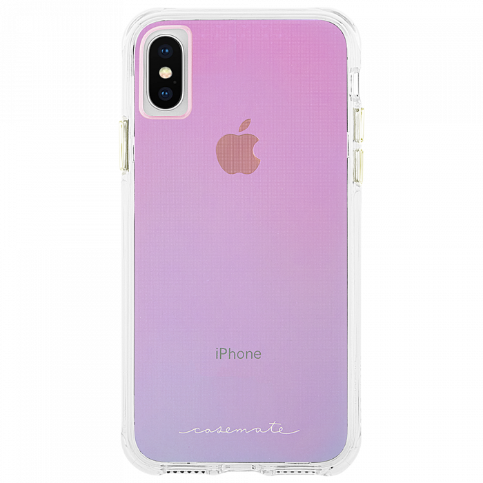 "Case-Mate Iridescent Street Tough Slim Case For iPhone X/Xs (5.8"") - Iridescent - Gearlyst"