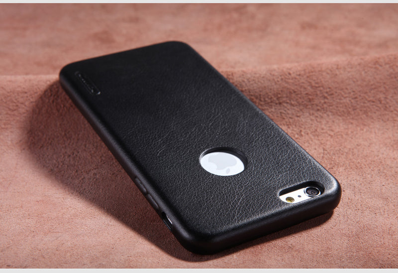 Nillkin Victoria Ultra Slim Leather Case (Black) for iPhone 6/6s