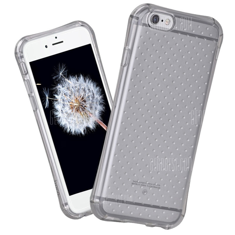 HOCO Armour Shockproof Slim Case (Grey) for iPhone 6 Plus/6s Plus - Gearlyst