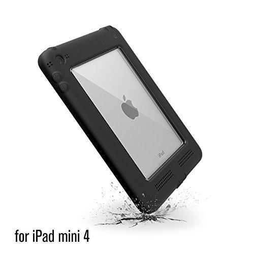 CATALYST RUGGED WATERPROOF CASE FOR Apple IPAD MINI 4 - BLACK - Gearlyst
