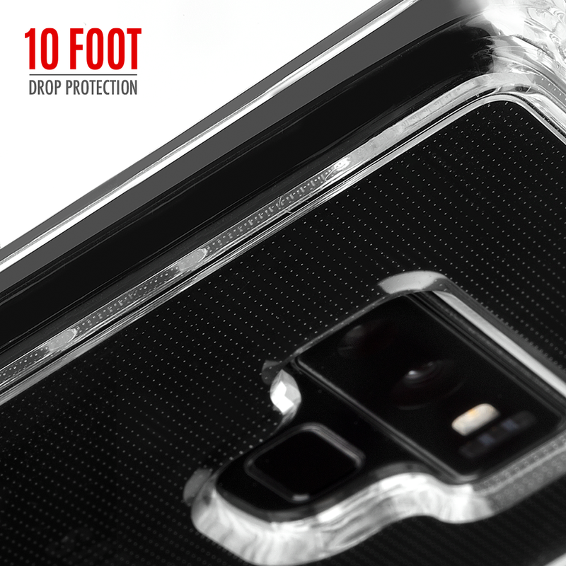 Case-Mate Tough Case for Samsung Galaxy Note 9 - Clear - Gearlyst