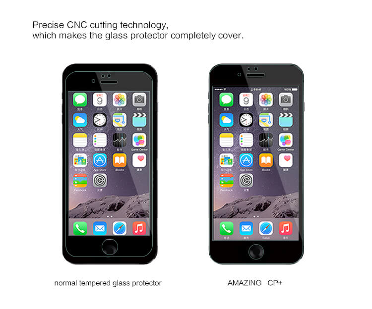 Nillkin Amazing CP+ Tempered Glass Screen Protector for iPhone 6/6s - Gearlyst