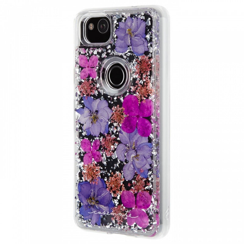 Case-Mate Karat Petals Case for Google Pixel 2 - Purple - Gearlyst
