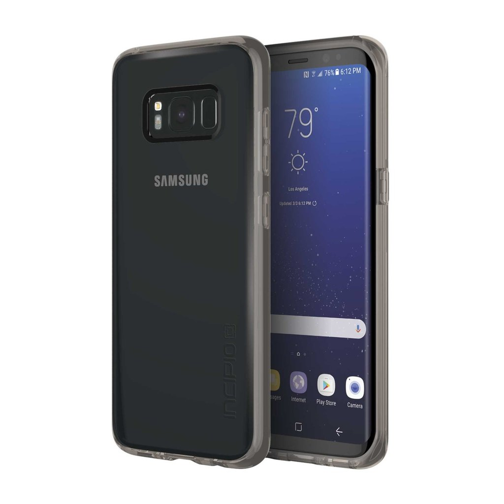 Incipio Octane Pure Shock-Absorbing Case for Samsung Galaxy S8 - Sand - Gearlyst