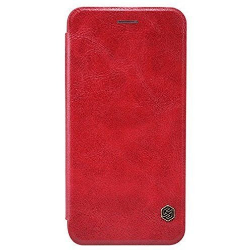 Nillkin QIN iPhone 6 / 6s Slim Leather Wallet Cover - Red