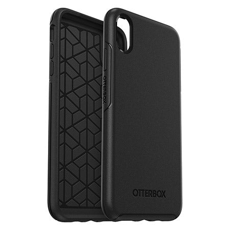 "OtterBox Symmetry Tough Slim Case for iPhone Xs Max (6.5"") - Black - Gearlyst"