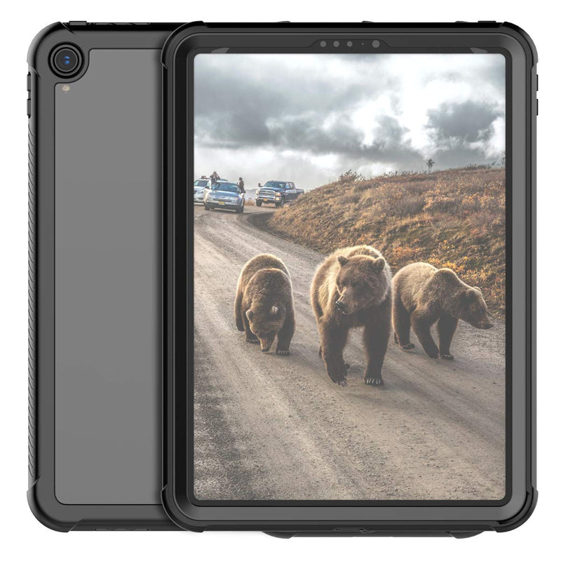 UDUN Rugged Case with Built-in Screen Protector for iPad Pro 11 inch (2018)