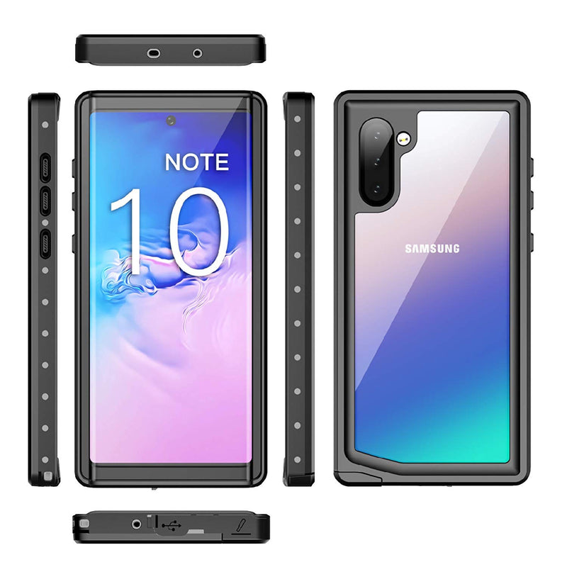 Samsung Galaxy NOTE 10 Waterproof Rugged Case -DOTPRO - Gearlyst