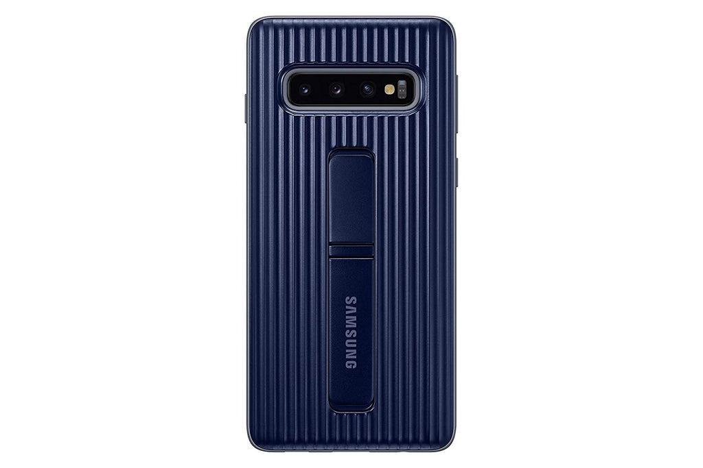 Samsung Galaxy S10 Protective Standing Cover - Black - Gearlyst
