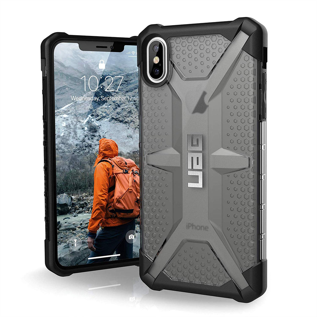 UAG Plasma Military Drop Tested Rugged Case for iPhone X/Xs - Ash