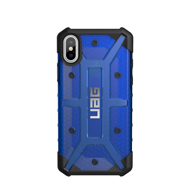 UAG Plasma Military Drop Tested Case for iPhone X/Xs - Cobalt - Gearlyst