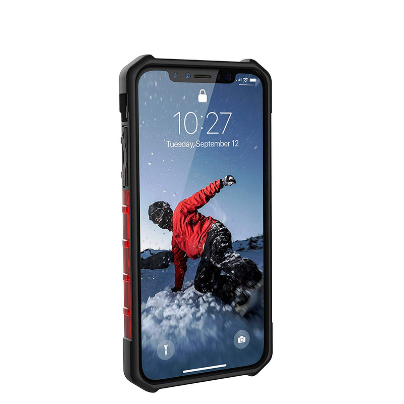 UAG Plasma Military Drop Tested Rugged Case for iPhone X/Xs - Magma - Gearlyst
